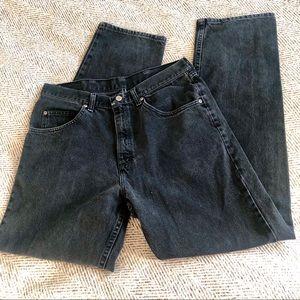 Vintage Wranglers mom jeans high waisted